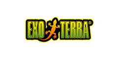 Exoterra Pienso comida reptiles tortuga gecko exotico veterinario